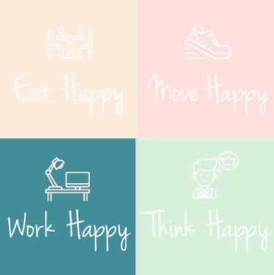 Work Happy Stress Less
