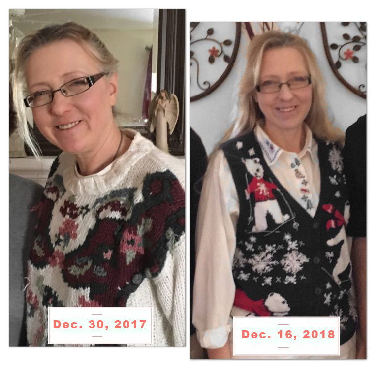 Health and wellness one year transformation
